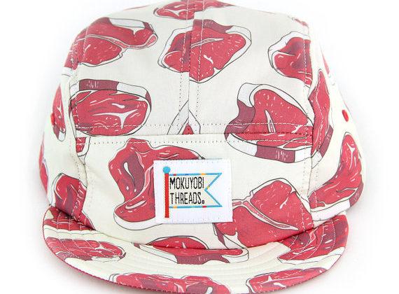 Meat Print Cap
