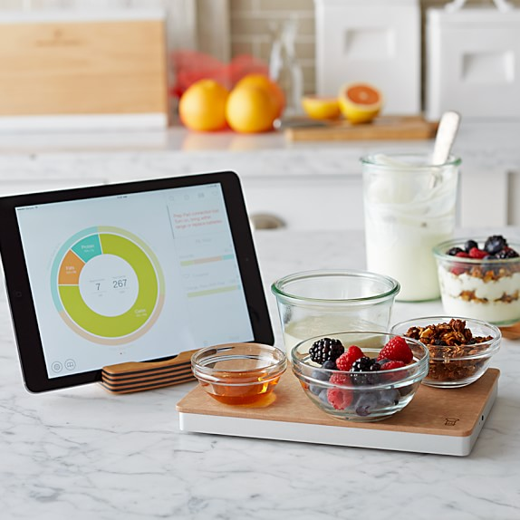 Prep Pad -  A smart food scale