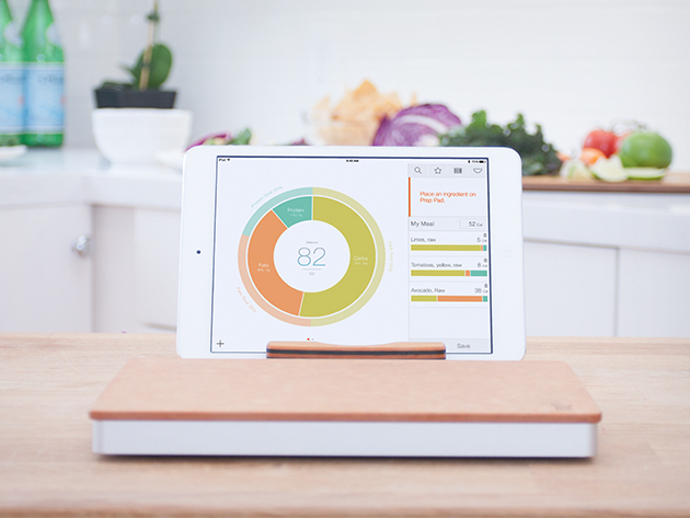 Prep Pad - Smart Food Scale