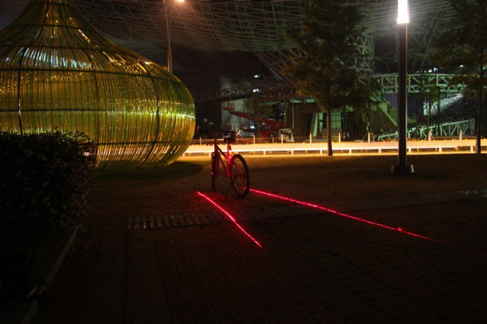 Best bike lights for making your own bike lane